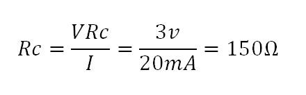Cálculo resistencia de carga Led