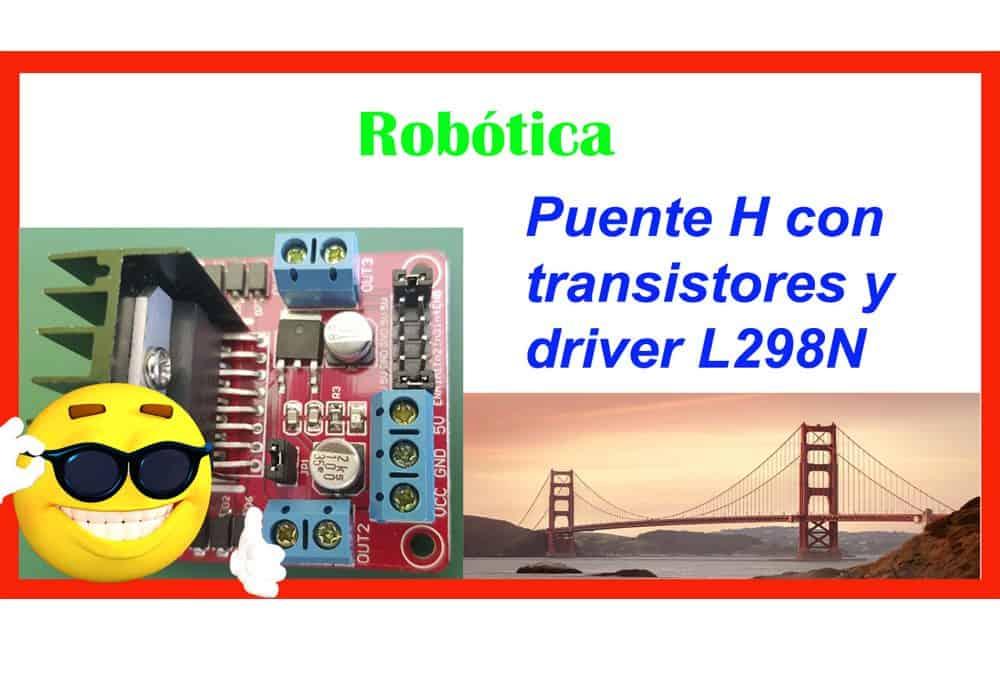 Puente H driver L298N