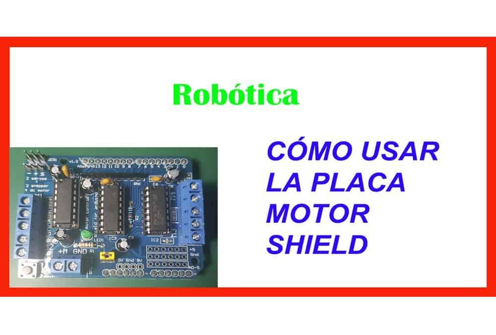 ¿Qué es un motor Shield?