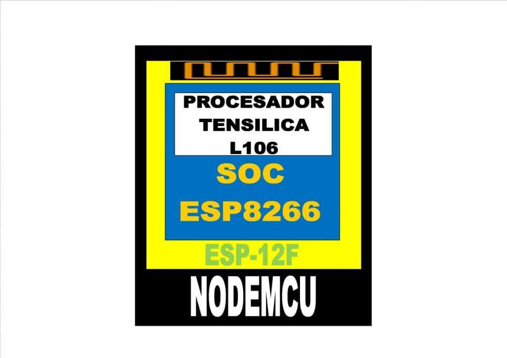 secciones del NodeMcu