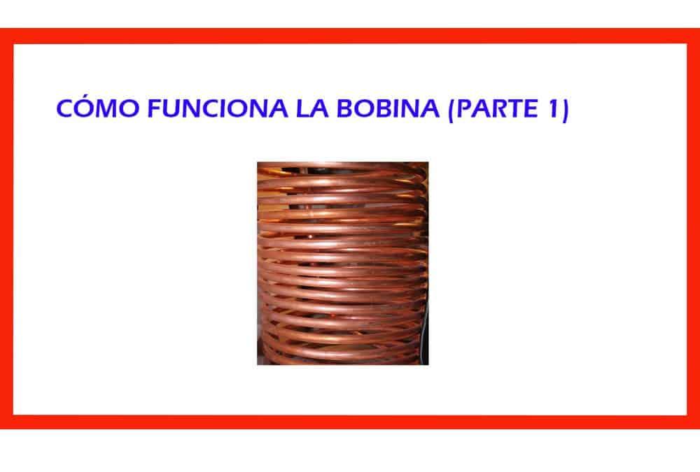 Cómo funciona una bobina